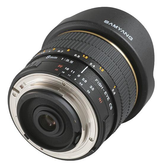 Samyang 8mm